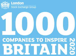Compaies to inspire Britain 2020